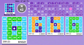 Play Bingo Online - Bingo Called!