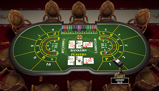Baccarat Game Result