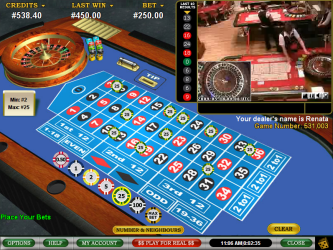 online casino dealer sizzling free games