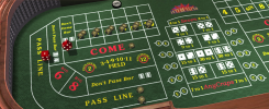 Betting Craps Strategy
