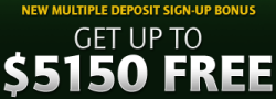 Multiple Deposit Bonus