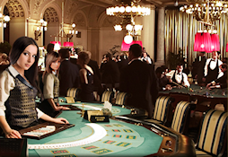 High stakes roulette interdiction casino france monaco