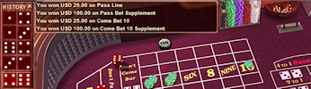Play Free Online Craps Games